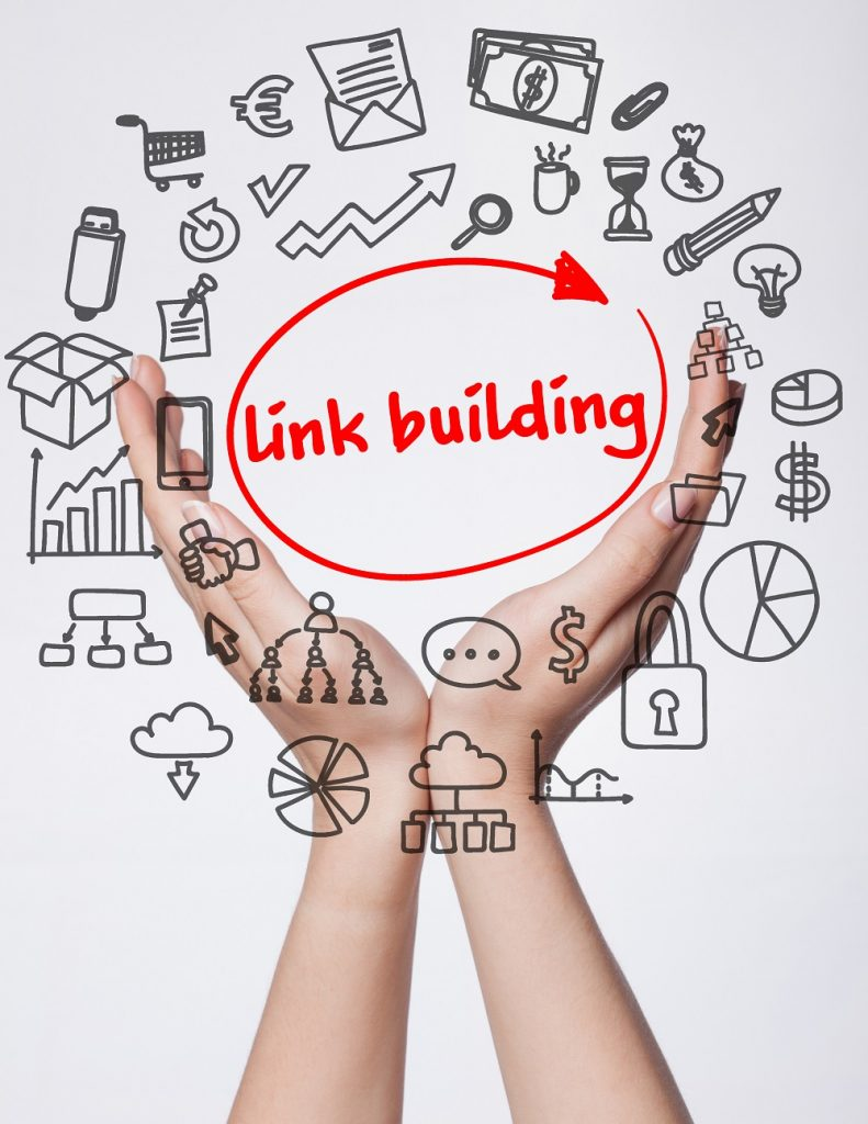 White label linkbuilding